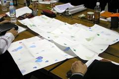 デザイナーによる会議
