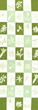 手ぬぐい「春の七草」