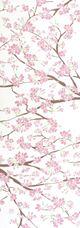 手ぬぐい「桜の花」