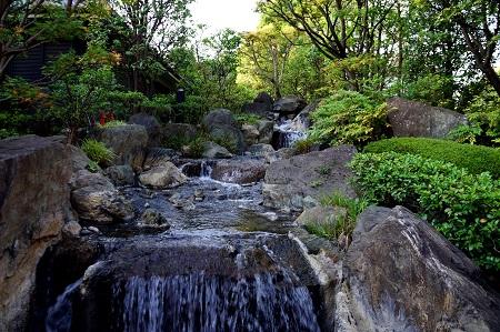 浅草の渓流