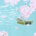 【2020年梅春新作】湖畔の桜